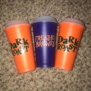Starbucks Glow in the Dark Hot Cups